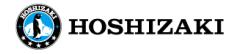 ホシザキ電機製品一覧